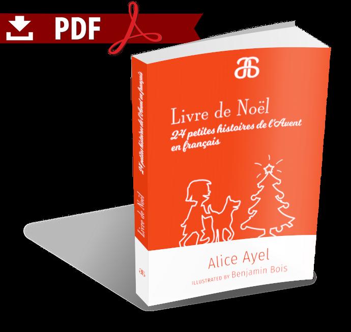 Livre de Noël – 24 petites histoires de l'Avent en français
