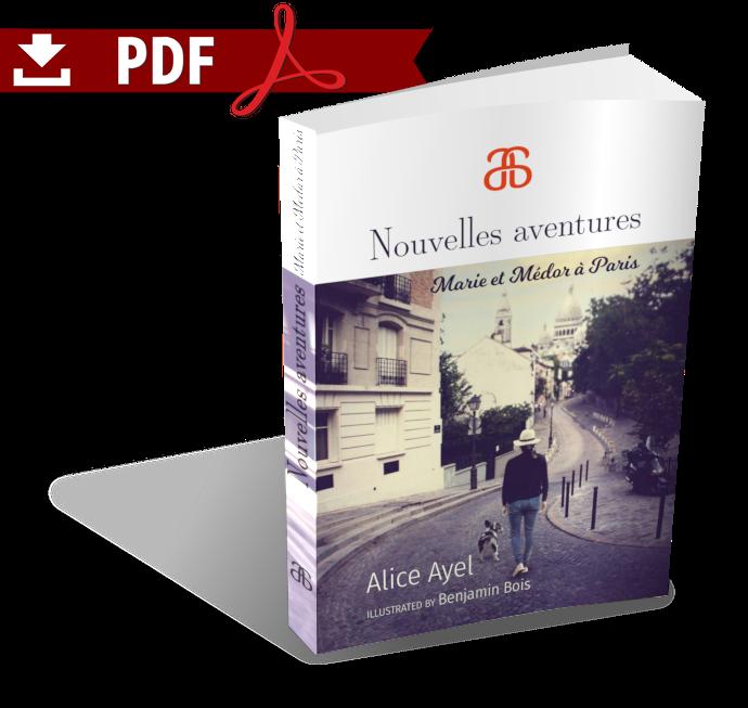 Nouvelles aventures de Marie et Médor à Paris
